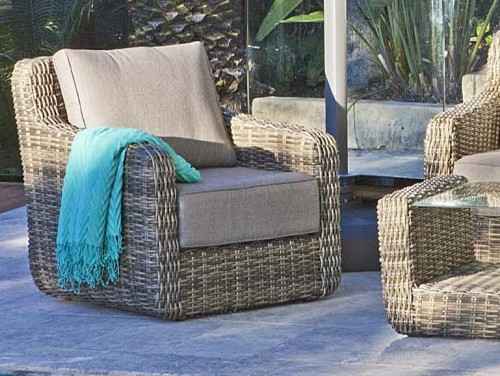 luxe lyon poly wicker outdoor lounge setting buy outdoor furniture